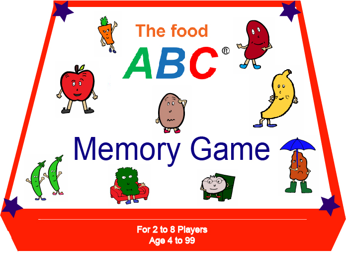 About The Food ABC - Children's Books - Over 6 Years of Age 2
