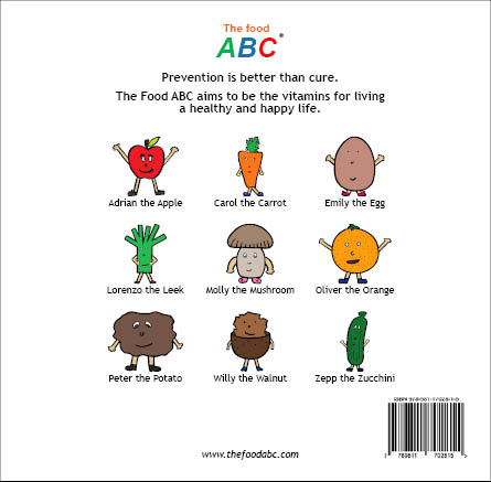 Children's Books | Benny the Bean | The Food ABC | Valuable Life Lessons 2
