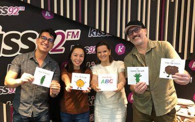 The Food ABC on Kiss92!