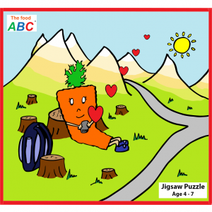10 Children's Books | Online Store | The Food ABC 27